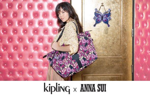 キプリング x アナスイ  デジタルカタログ